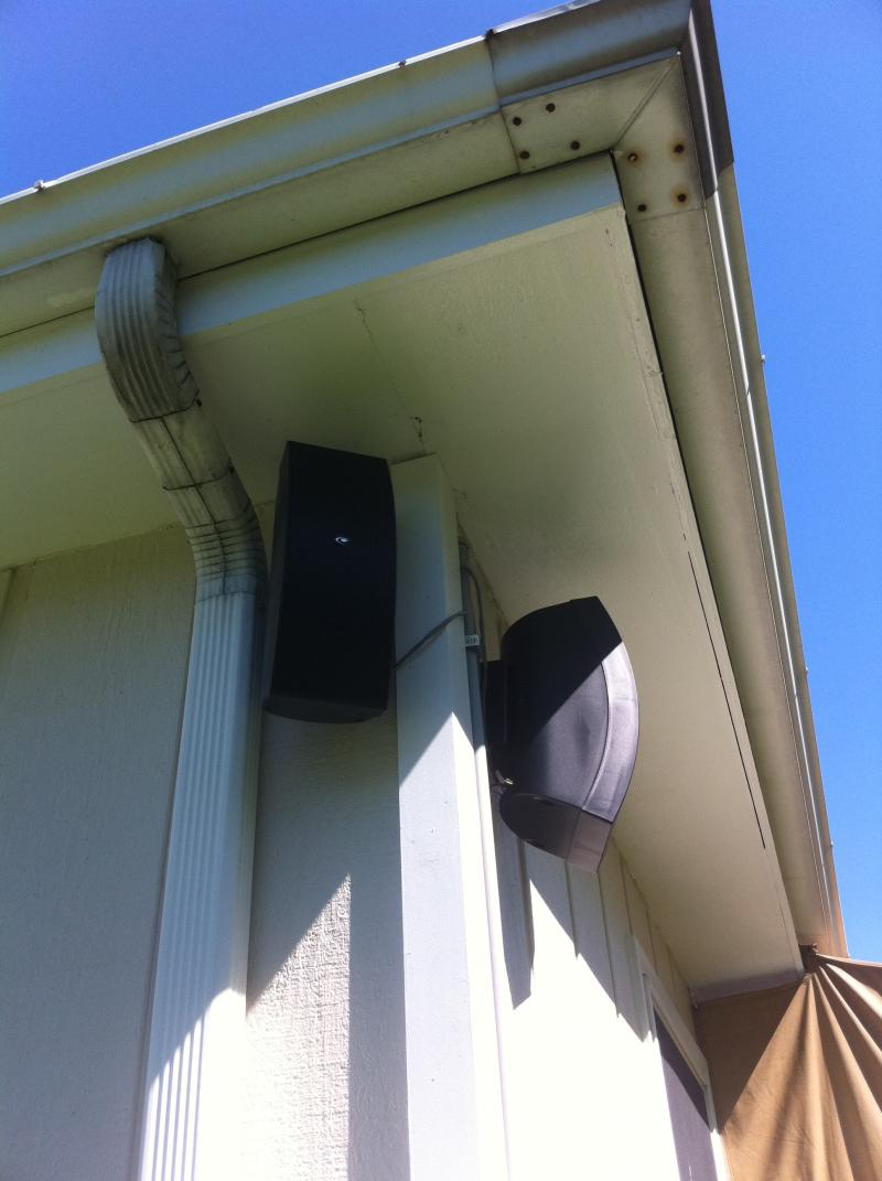 Carson Simpson Farms Day Camp Outdoor PA System